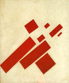Kasimir Malevitch    Suprematism With Eight Red Rectangles  1915
