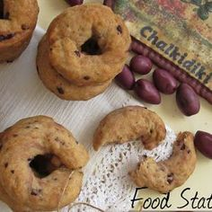 Cookie Dough Pie, Cookie Bars, Baking Business, Greek Recipes, Bagel, Vegan Vegetarian, Food And Drink, Cooking Recipes, Favorite Recipes