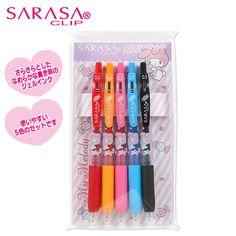 マイメロディ SARASAボールペン5色セット【楽天市場】