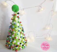 Tía Keko: ¿Hacemos un árbol de Navidad?