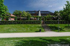 restaurant maybach | Mediapark, Terrasse des Restaurant Maybach, Maybachstr. 111, 50670 ...