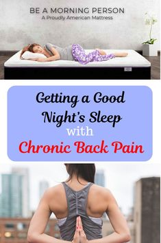 Getting a Good Night's Sleep with Chronic Back Pain Chronic Fatigue, Chronic Illness, Chronic Pain, Yoga Before Bed, Spine Problems, Can We Love, Social Challenges, Social Well Being, Sleep Issues