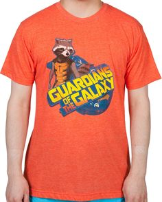 Rocket Raccoon T-Shirt