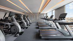 - (Bangkok Marriott Hotel The Surawongse)____ Ad Home, At Home Gym, Gym Interior, Interior Design, Hotel Gym, Marriott Hotels, Gym Room, European Home Decor, Gym Design