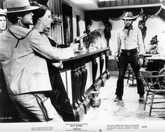 Year:  1969 Age:  34 Movie:  30th The armed stranger rides into town, and straight into your standard Mexican cantina.  Jess Wade is tricked into coming to the cantina by those no good Hackett boys…