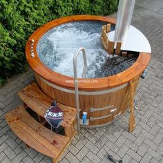 outdoor hot tub 8
