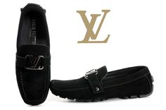 Louis Vuitton Mens Loafer Black 04 Louis Vuitton Loafers, Loafers Men, Men's Shoes, Kicks, Men's Fashion, Menswear, Footwear, Pumps, Places