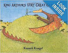 King Arthur's Very Great Grandson: Kenneth Kraegel: 9780763653118: Amazon.com: Books