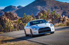 Tighten your seatbelts folks! Cruise the back roads in a Nissan GT-R this #Summer. #Roadtrip