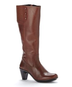 Brown Leila Boot.
