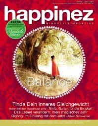 "Happinez 7/2013 ""Balance"""