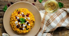 Risotto, Grains, Studios, Rice, Food, Fried Mushrooms, Cauliflower Rice, Ketogenic Recipes, Slim