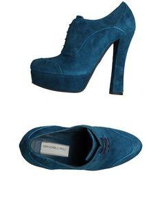 GIANCARLO PAOLI - Laced shoes