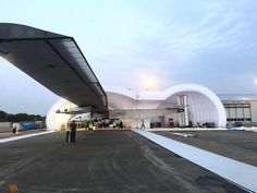#Si2 will soon be secured in its mobile home. Loosing it due to unstable weather would have been dramatic