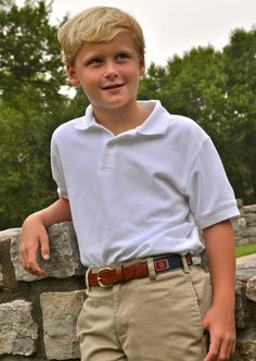 Tennessee Flag Kids Belt -  Thanks Martha!