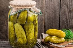 Benefits of Pickles & Other Fermented Foods