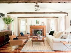 This rustic, contemporary home in Stanfordville, NY is a fresh take on country living.