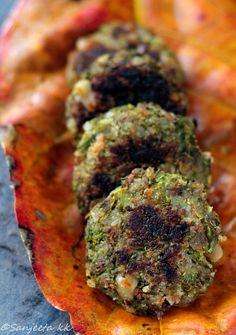 Lite Bite > Recipe | Easy & Healthy Broccoli Patties - Simple Pleasures of Life » Lite Bite