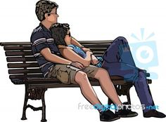 """Lovers On Bench"" by Vlado at FreeDigitalPhotos.net"