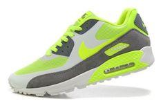 Nike Air Max 90 Hyperfuse Premium Volt/Wolf Grey NK-shoes242