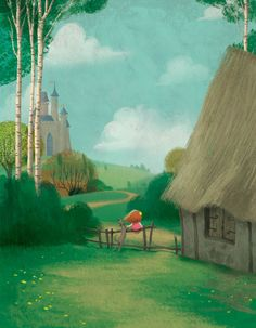 The Art Of Animation, Poly Bernatene Fantasy Illustration, Children's Book Illustration, Cgi, Visual Development, Cute Drawings, Cat Art, Concept Art, Scenery, Backgrounds