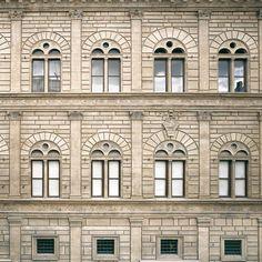 Palazzo Rucellai- Florence