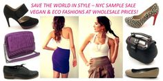 Compassion Couture's First Ever NYC Sample Sale – June 10th! @CompassionCtre