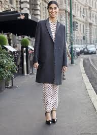 Tank Magazine's executive fashion director Caroline Issa, 34