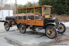 1923 Ford Model T Depot Hack (Taxi)