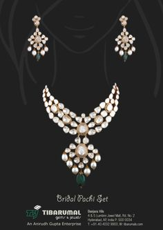 Bridal Pachi Set from Tibarumal Gems & Jewel