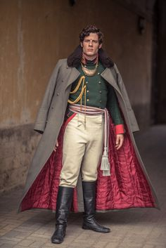James Norton, War and Peace. I found him to be excellent in this series.