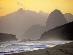 Piratininga - Niterói / Sunset at Piratininga Beach