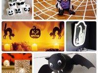 6 ideas divertidas para decorar la casa en Halloween