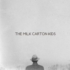It's sort of like Simon and Garfunkel meet Flight of the Conchords... In the most beauriful way possible. We're enthralled by The Milk Carton Kids.