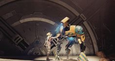XB1 Exclusive ReCore Gets More Details - http://www.worldsfactory.net/2015/06/17/xb1-exclusive-recore-gets-details