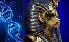 Um Novo Estudo Genético Sugere que os Faraós do Egito eram Híbridos Extraterrestres