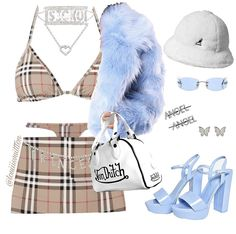 Clueless Outfits, Boujee Outfits, Cute Swag Outfits, Kpop Fashion Outfits, Teenage Outfits, Stage Outfits, Girly Outfits, Classy Outfits, Polyvore Outfits