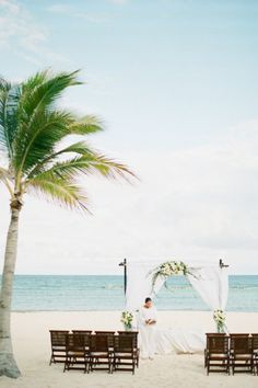 Really Adorable Riviera Maya, Mexico Wedding.   Could take care of the wedding AND the Honeymoon!!!