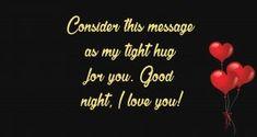 Romantic Good Night Images For Lovers Good Night Love Messages, Good Night Love Images, Good Night Wishes, Good Night Quotes, Romantic Good Night Image, Lovely Good Night, Good Morning Good Night, Good Night Wallpaper, Tight Hug