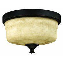 View the Hinkley Lighting H3501 Three Light Flushmount Ceiling Fixture at LightingDirect.com.