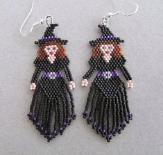 Get inspired for Halloween: https://www.pinterest.com/happymangobeads/halloween/