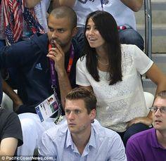 Vips | JO 2012: Tony Parker saffiche avec sa nouvelle Eva Longoria