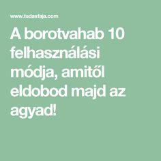 A borotvahab 10 felhasználási módja, amitől eldobod majd az agyad! Math Equations, Ideas, Thoughts