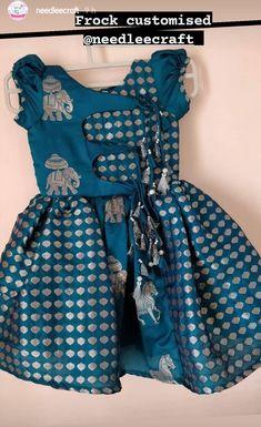 Baby Girl Dress Design, Girls Frock Design, Kids Frocks Design, Baby Frocks Designs, Kids Party Wear Dresses, Kids Dress Wear, Kids Gown, Girls Dresses Sewing, Stylish Dresses For Girls