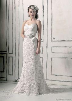 seleção dos mais belos vestidos de noiva em renda para 2013