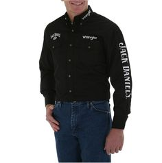 There's a reason why Wrangler Cowboy Cut Jeans from Zar Clothing are an American classic! Find the perfect pair of Wrangler pants or cowboy cut jeans at great Zar Clothing prices. Jack Daniels Shirt, Jack Daniels Logo, Prom For Guys, Wrangler Cowboy Cut, Rodeo Outfits, Work Uniforms, Cut Jeans, Cowgirl Boots, Cowboys