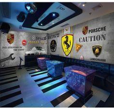 Free Shipping 3D vehicle logo tool wallpaper mural hotel restaurant bedroom sofa car service store wallpaper #Affiliate