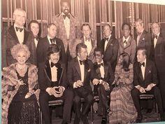 Dean Martin Celebrity Roast..... Foster Brooks, Danny Thomas, Joey Bishop, Freddie Prinze, Dionne Warwick, Sammy Davis Jr, Mr Wonderful, Dean Martin
