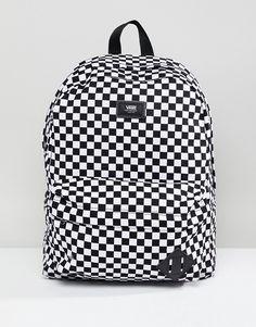 4baaf60899 Vans Old Skool Ii Backpack In Checkerboard