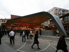 Mercado de Pescados de Besiktas | Arquitectura en acero